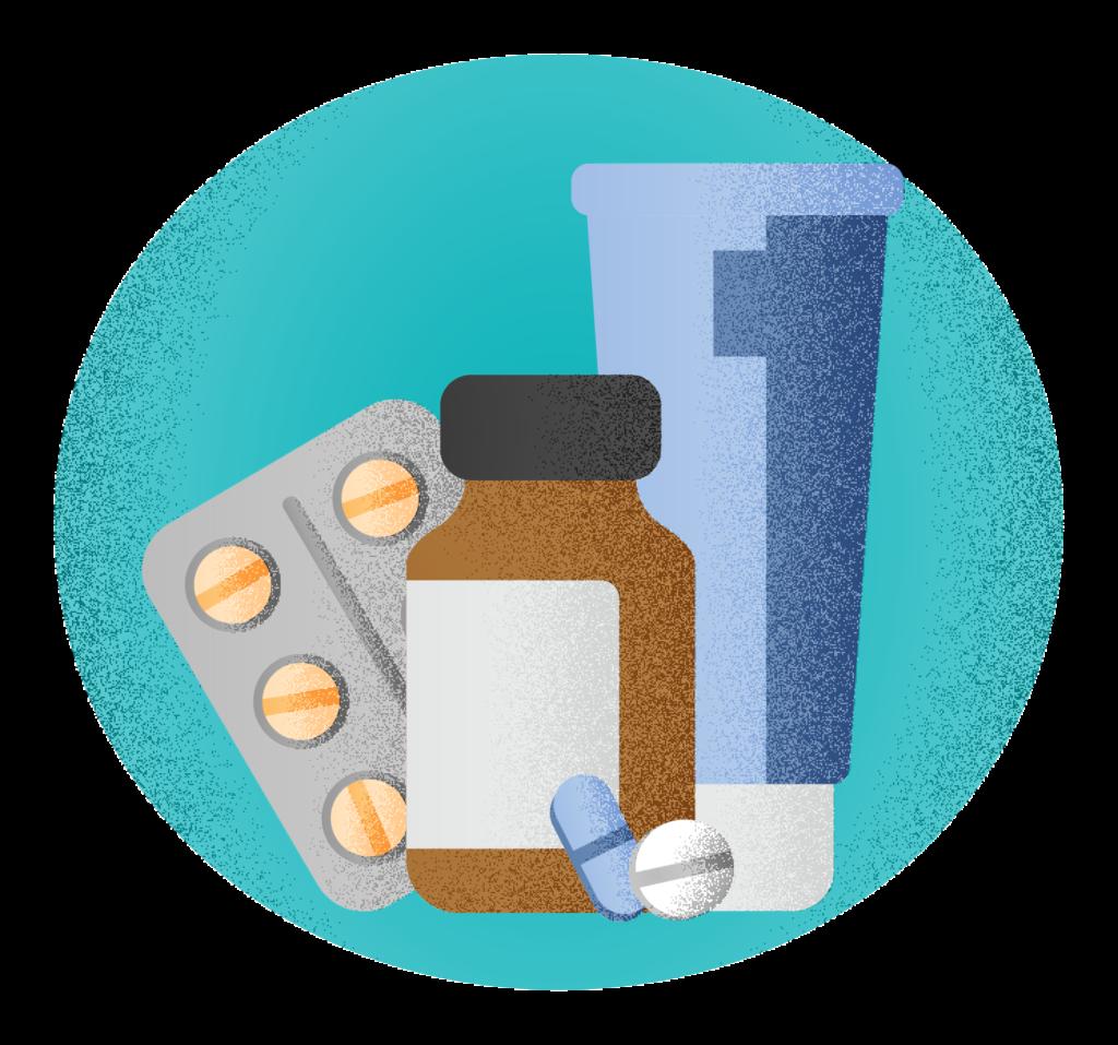 ícone remédios