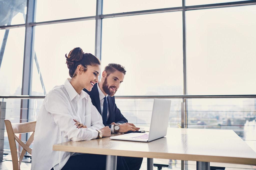 Reunião sobre crédito com garantia de imóvel