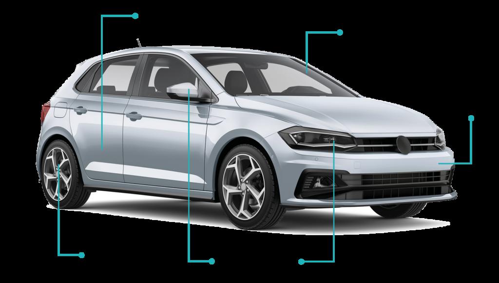 carro auto assist  coberturas